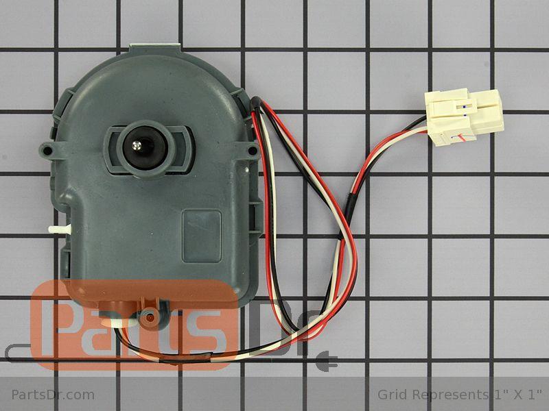 Evaporator Fan Motor on