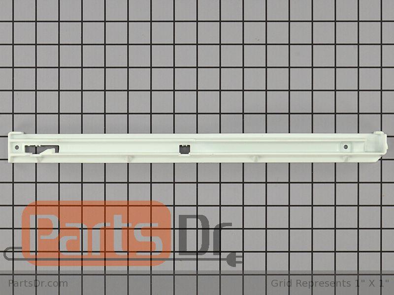 Genuine OEM WR72X10010 Kenmore Refrigerator Slide Pan Left PS306735