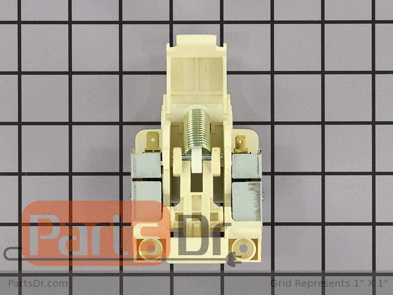 4027ed3002j Lg Door Latch Assembly Parts Dr