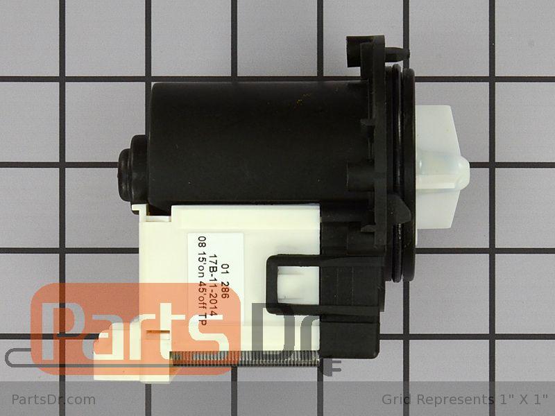 4681ea2001t Lg Washer Drain Pump Motor Parts Dr