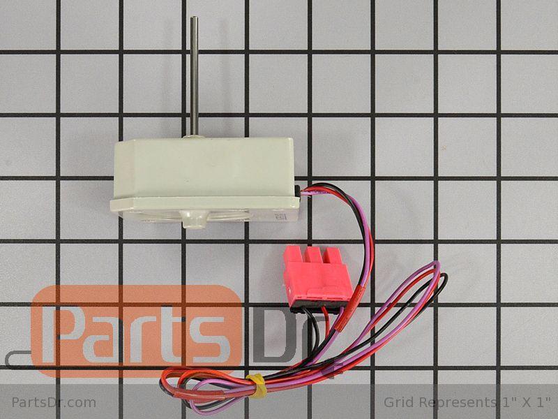 4681jb1029e Lg Refrigerator Evaporator Fan Motor Parts Dr