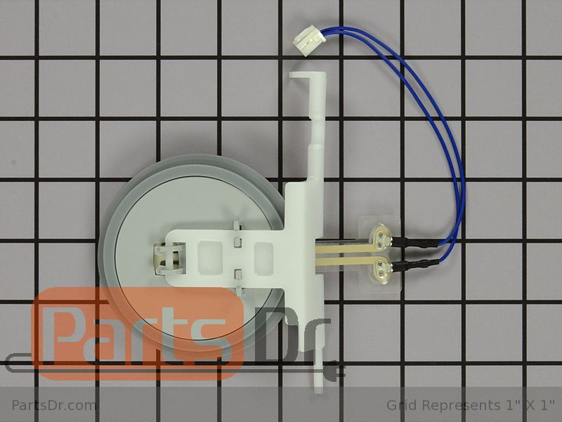 5007ja3006r Lg Ice Dispenser Door Flap Parts Dr