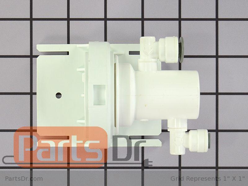 LG Refrigerator LRFD25850ST Parts   Parts Dr