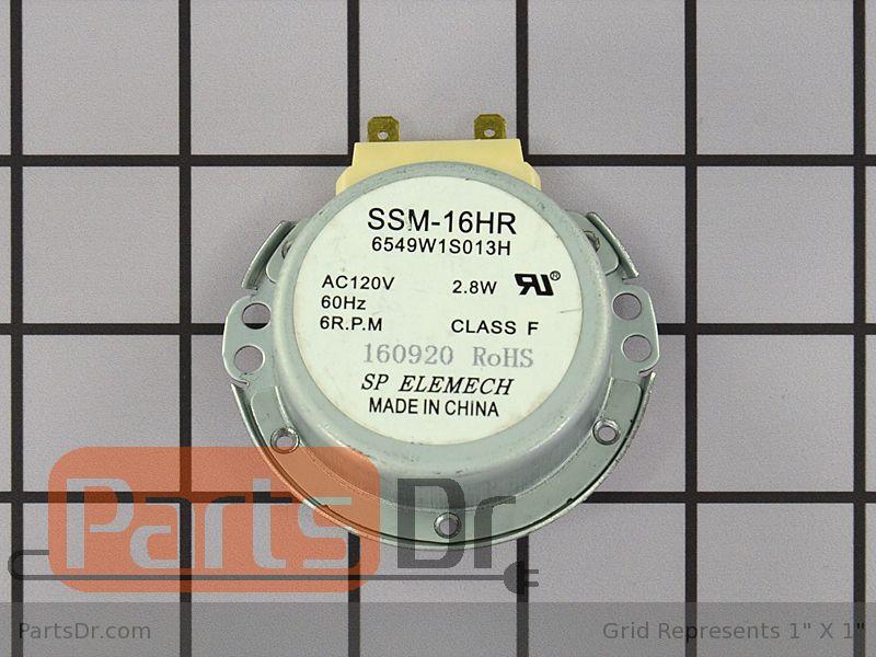 LG Microwave/Hood Combo LMHM2237BD/01 Parts   Parts Dr