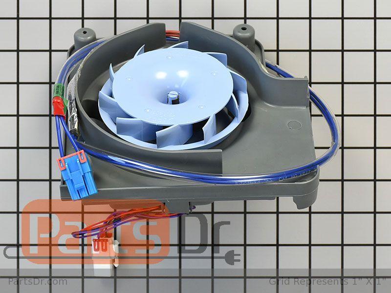 Aba72913415 Lg Ice Maker Fan Motor Parts Dr