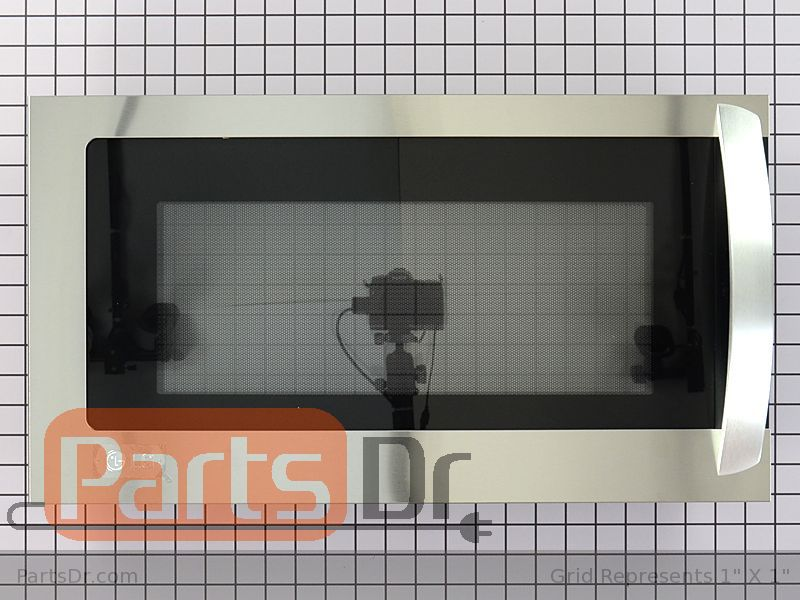 Door Assembly (Stainless)