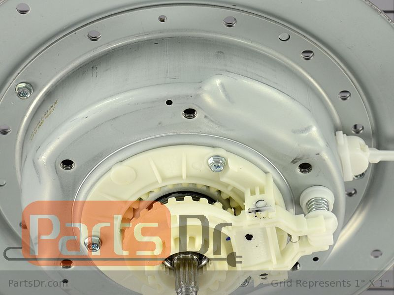 Clutch and Tub Bearing Assembly