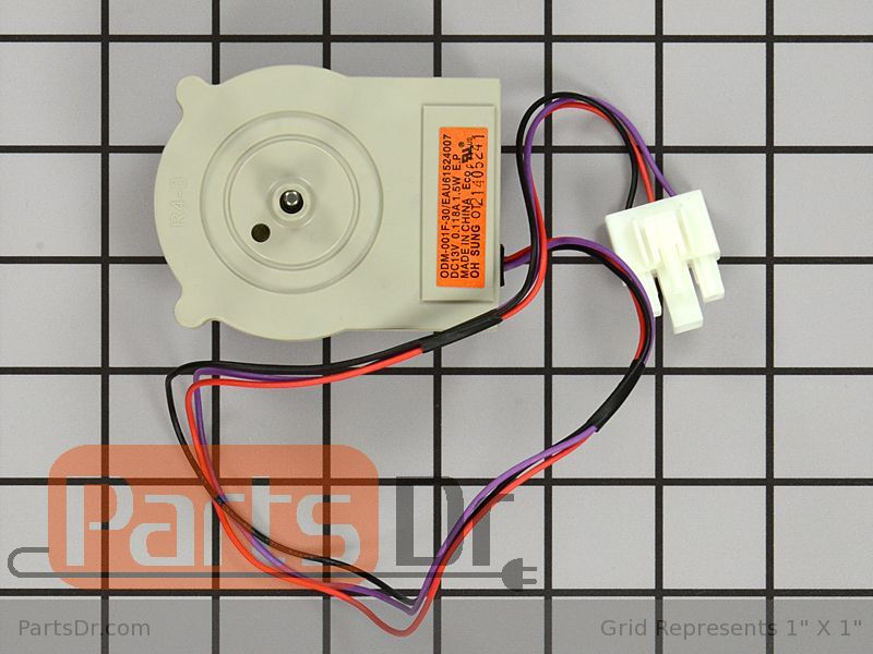 Eau61524007 Lg Evaporator Fan Motor Parts Dr