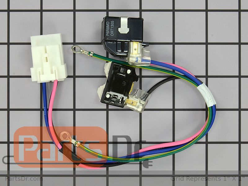 Ebg31940234 Lg Start Relay Amp Overload Kit Parts Dr