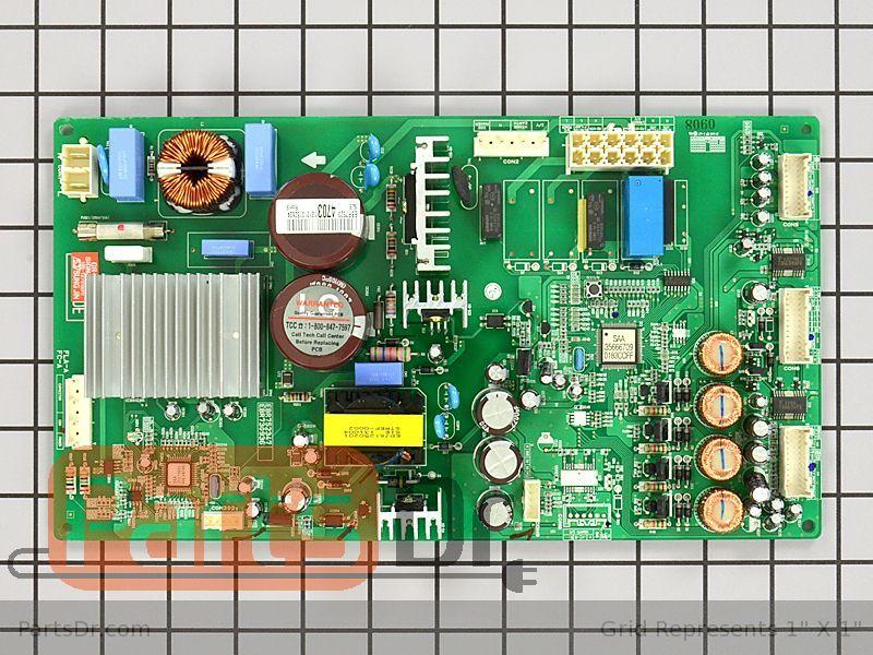 Details about  /LG REFRIGERATOR DISPENSER CONTROL BOARD PART# EBR73330703
