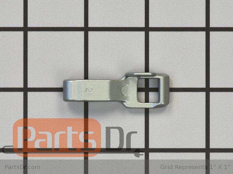 ForeverPRO MFG62579001 Locker Hook for LG Appliance