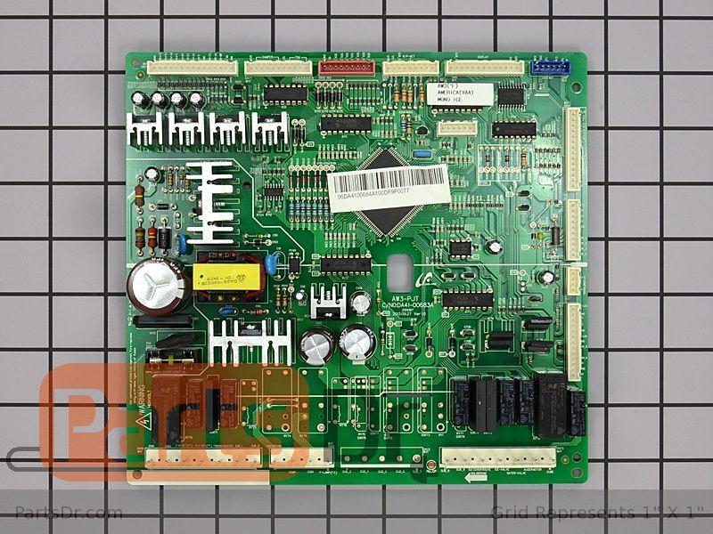 Samsung Refrigerator Circuit Board Parts | Parts Dr