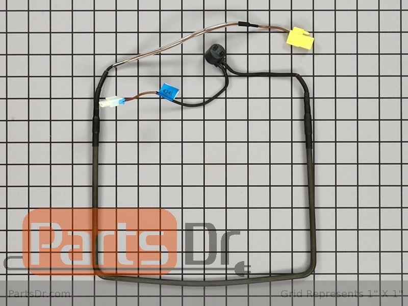 Da47 00424l Samsung Defrost Heater Parts Dr