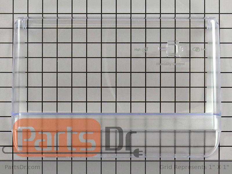 Da63 04445b Samsung Vegetable Drawer Cover Parts Dr