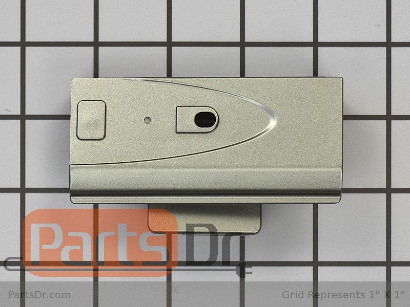 DA67-02513A - Samsung Handle End Cap (Right) | Parts Dr