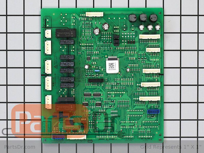 SAMSUNG PCB ASSEMBLY ICE /& WATER DA92-00606A