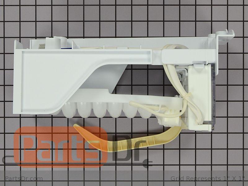 Da97 02203h Samsung Ice Maker Assembly Parts Dr