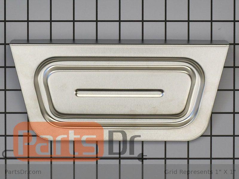 Genuine Samsung Fridge Freezer Drip Tray Part Number DA97-06768A DA9706768A RSG5