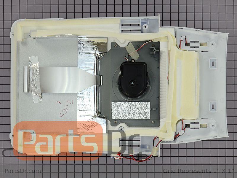 Da97 08724n Samsung Evaporator Cover Assembly Parts Dr