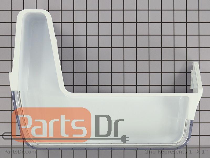 da97 12629a samsung refrigerator door shelf bin parts dr. Black Bedroom Furniture Sets. Home Design Ideas
