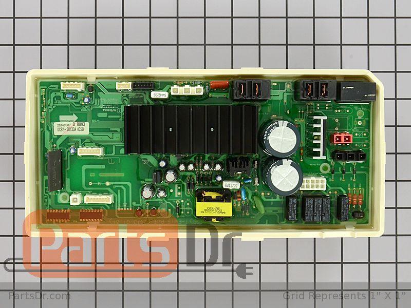 Dc92 00133a Samsung Main Control Board Parts Dr