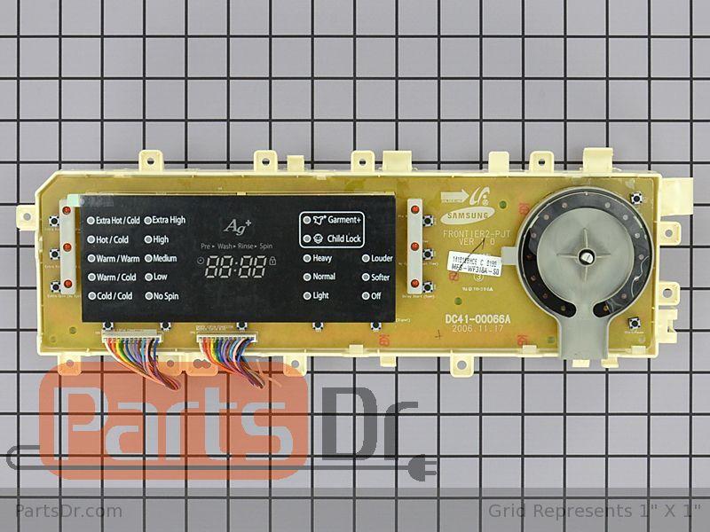 Dc92 00240a Samsung Washer Main Control Board Parts Dr