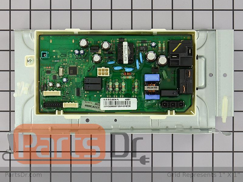 Dc92 00669y Samsung Main Control Board Parts Dr
