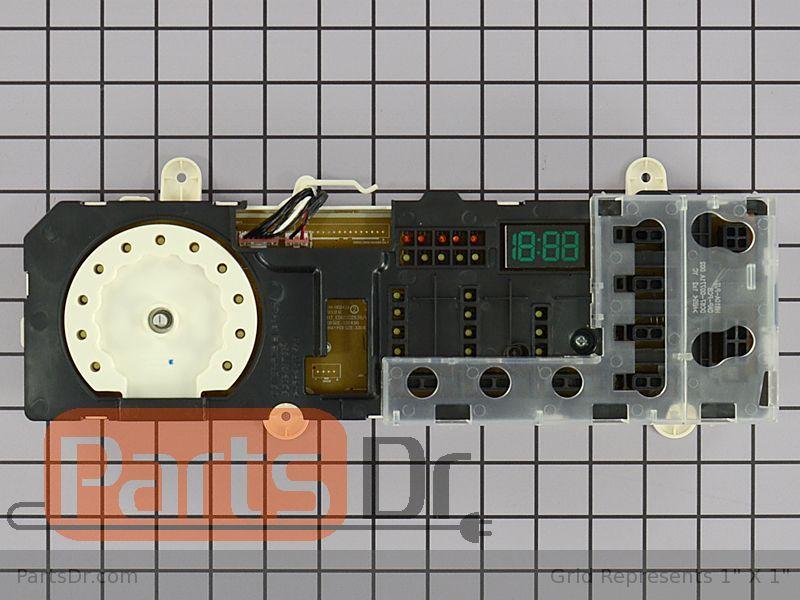 Samsung Dryer Circuit Board Parts | Parts Dr