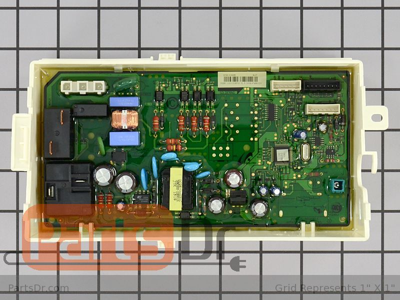 Dc92 01626b Samsung Dryer Main Control Board Parts Dr