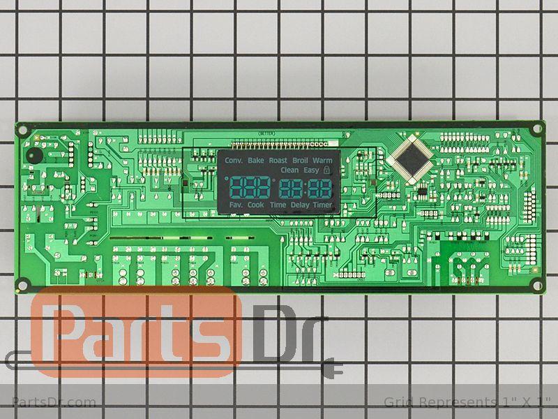 De92 02588j Samsung Main Control Board Parts Dr