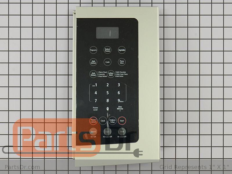 Samsung DE34-00205F Switch Membrane