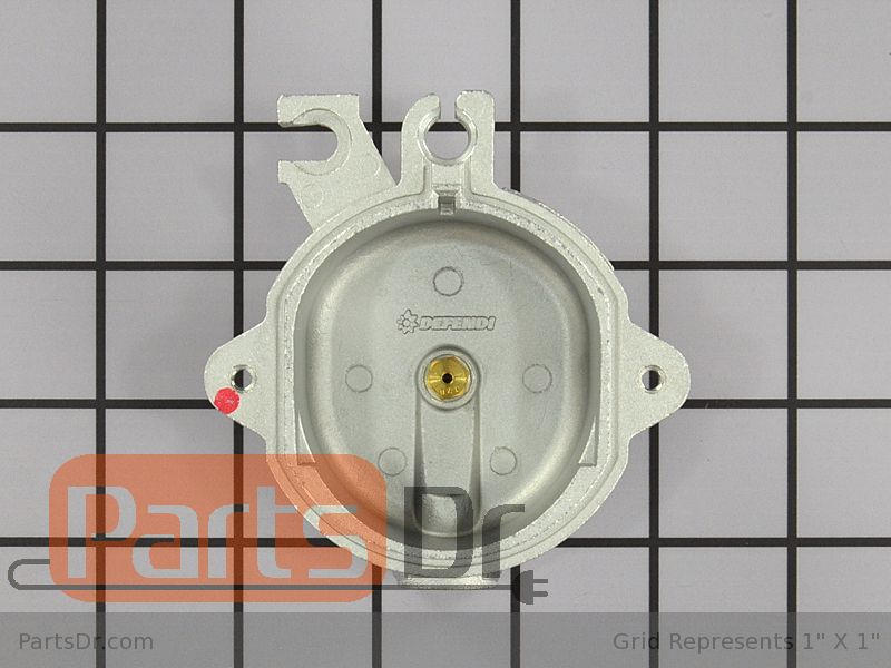 Dg62 00058a Samsung Gas Range Burner Cup Parts Dr