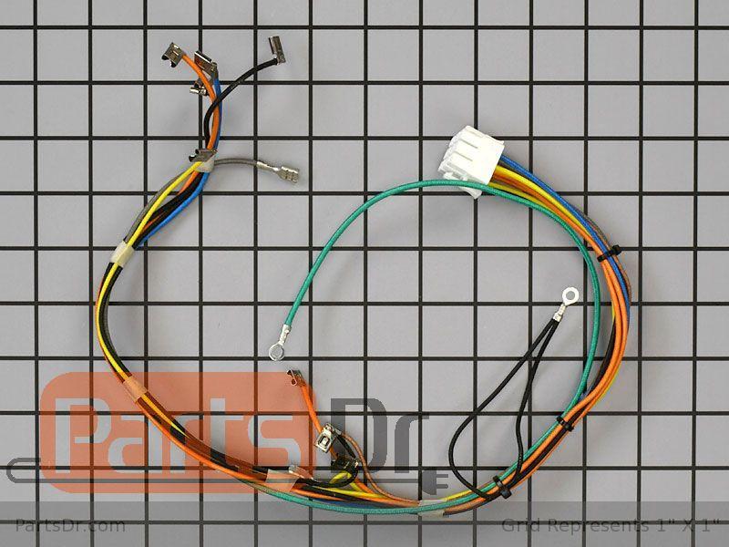 cooktop wiring dg96 00271a samsung cooktop wiring harness parts dr  samsung cooktop wiring harness