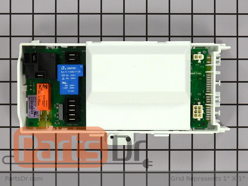 Wpw10141671 Whirlpool Dryer Main Control Board Parts Dr