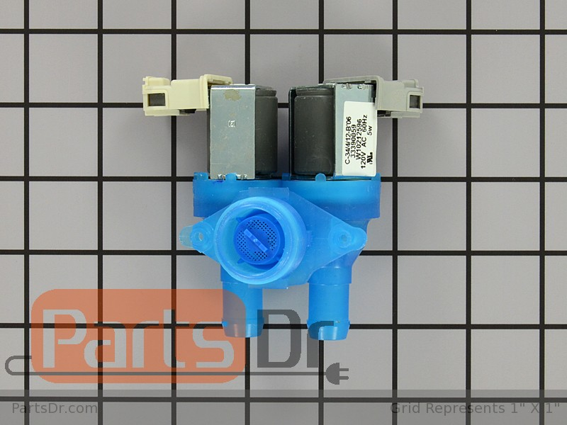 Water Inlet Valve (Cold)