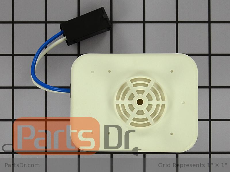 Motor Evaporator W10236142 For Whirlpool Refrigerator