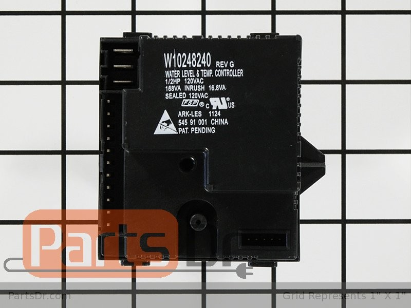WPW10248240 - Whirlpool Temperature Sensor Switch | Parts Dr on