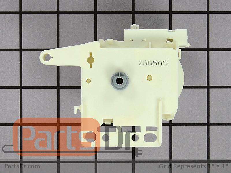 Wpw10352973 Whirlpool Washer Dispenser Motor Amp Switch