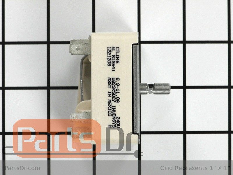 WB23K5027 - GE Range Infinite Switch | Parts Dr on