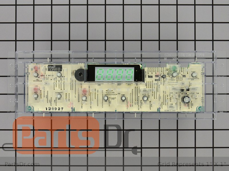 GE WB27T11312 Oven Control Board