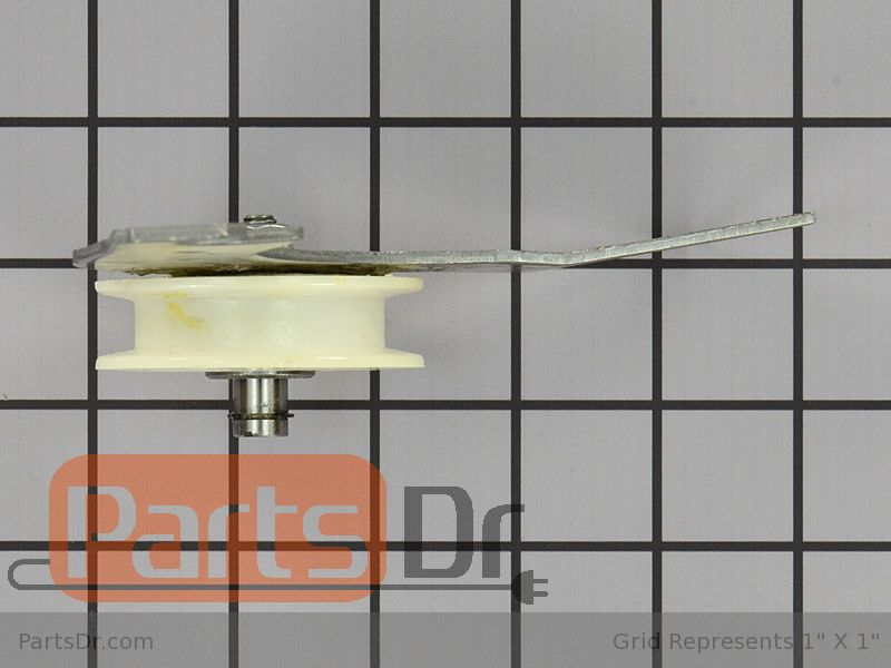 131863007 - Frigidaire Idler Pulley embly | Parts Dr on