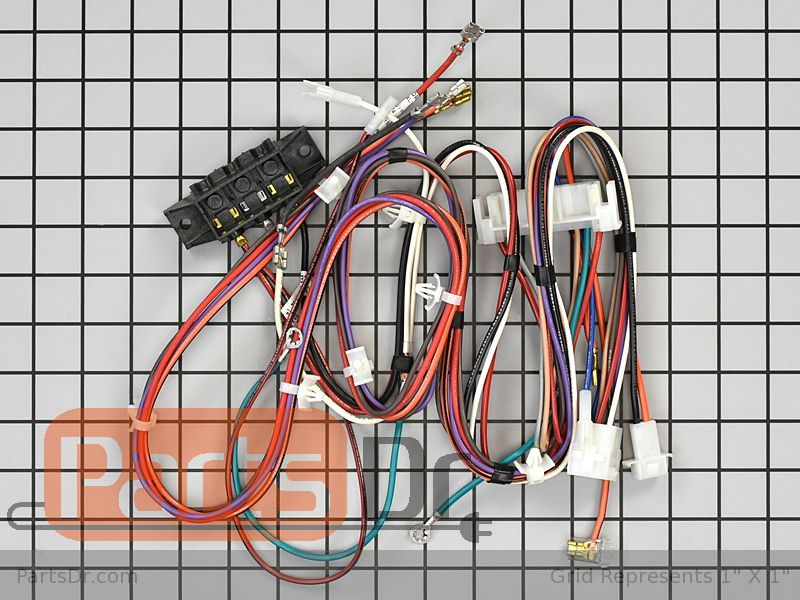 Dryer Wiring Harness - Wiring Diagrams For on