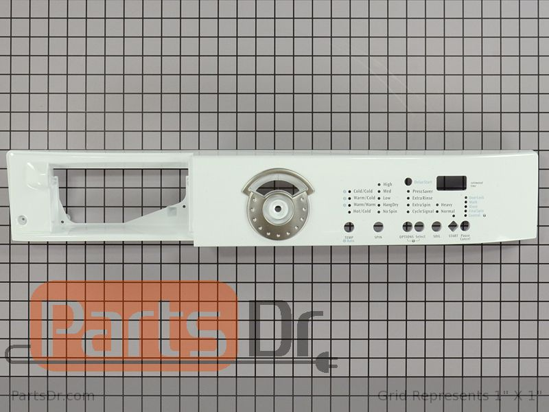 134442700 Frigidaire Control Panel Console Parts Dr