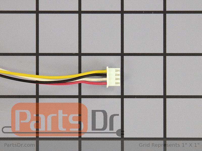 134602100 frigidaire wire harness parts dr rh partsdr com