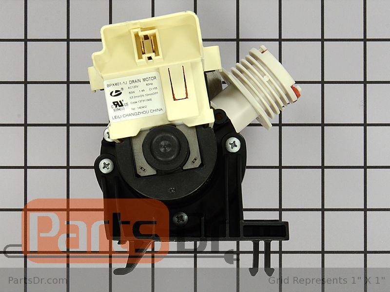137311900 Frigidaire Pump Genuine OEM 137311900