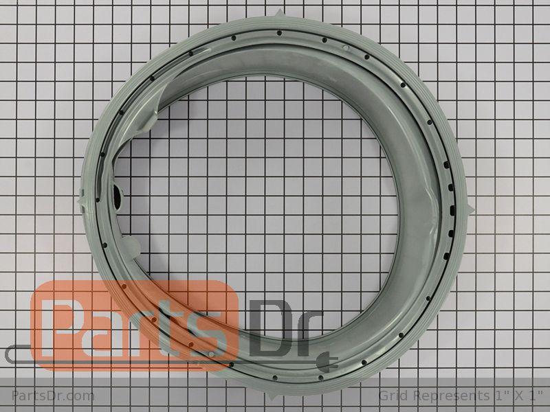 137566001 Frigidaire Washer Door Boot Seal Parts Dr