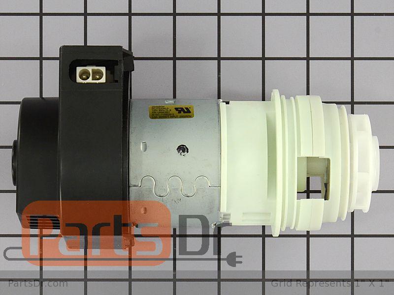 154844301 - Frigidaire Circulation Pump Motor Kit | Parts Dr on