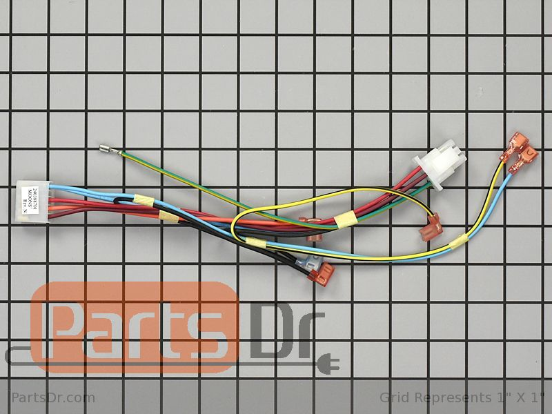 FRIGIDAIRE OEM 240388701 WIRE HARNESS