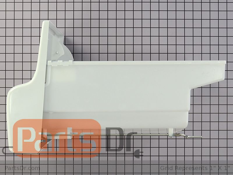 241860812 Frigidaire Ice Container Assy Genuine OEM 241860812