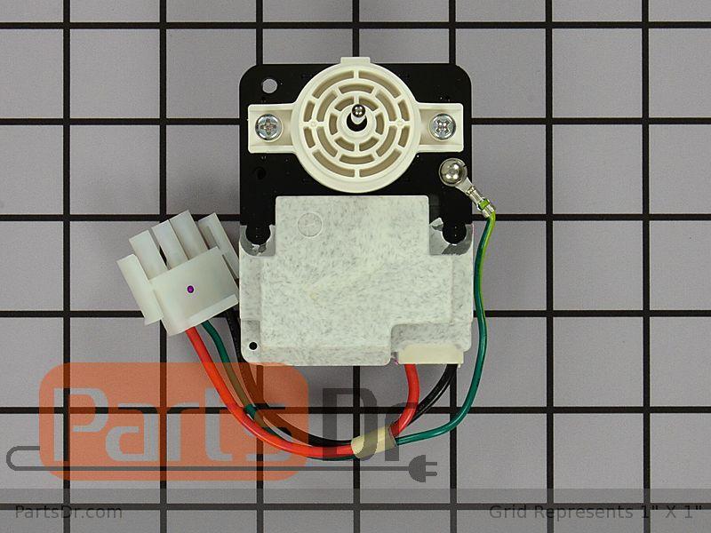 242077702 frigidaire evaporator fan motor parts dr for Frigidaire evaporator fan motor
